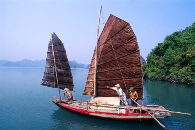 Zatoka Ha Long 3